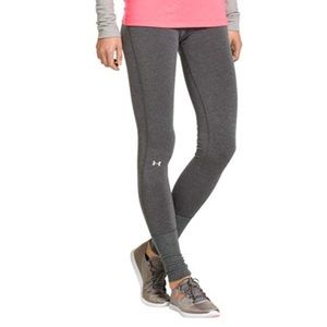 Worn Once UA Cold Gear Infrared Grey Leggings